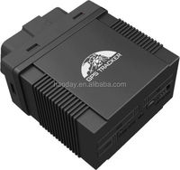 GPS306A OBDII vehicle tracker (9-40V), android app gps tracker GPS 104 tk104 car gps tracker tracking in google maps