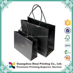 China OEM production best service top end custom luxury art paper bags