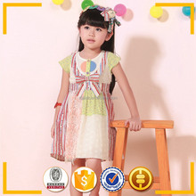 Dresses for girls of 7 years old / Korean clothes Wholesale children's boutique clothing