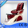 With pipeless/magnet jet massage chair panaseima manufacturer of pedicure chair China