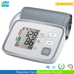 Best Selling Home Health Products Upper Arm Blood Pressure Monitor,Sphygmomanometer with Lower Price for Homecare