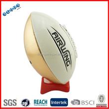 PVC Rubber american football ball australia