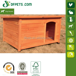 DFPETS DFD3007 Factory Supply Wood Dog Kennel