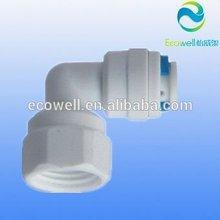 de plástico de conexión rápida de agua accesorios