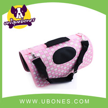 soft pet carrier/Pet Dog Cat Carrier Soft Travel Tote Airline Approved/ foldable and soft pet carrier crate