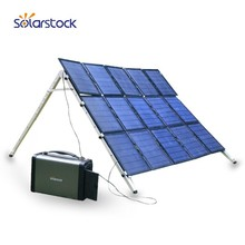 Ideal Solar Generator for Outdoor activities