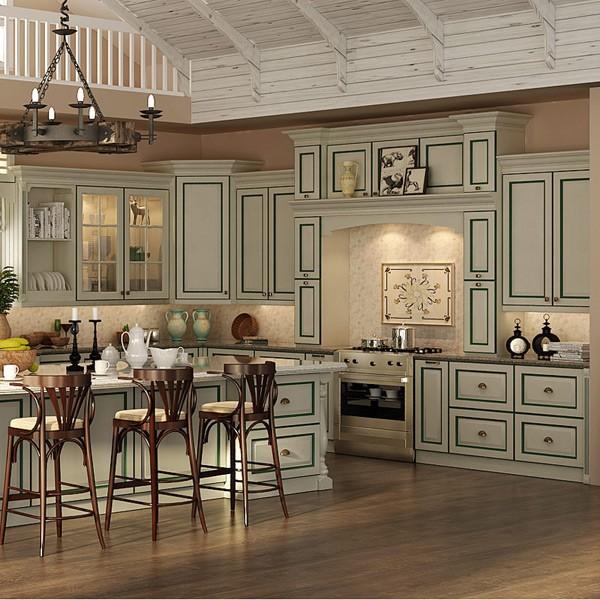 Terzi sportelli su misura in legno ante per cucina in for Ante in legno per cucina in muratura