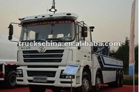 8x4 SHACMAN Bulk Wrecker Truck 50T