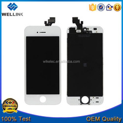 hot selling lcd digitizer for iphone 5G
