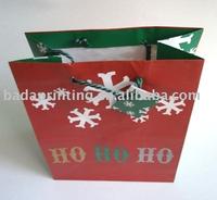 Paper Bag for Christmas
