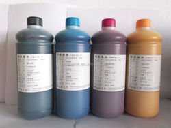DTG textile ink direct printing,no need pretreatment