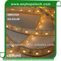 venta al por mayor de buena impermeable 3528 smd tira de luz led con ce y rohs