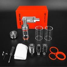 Wholesale e cigarette hong kong Kangertech 4.5ml sub tank OCC & RBA heating element kanger subtank mini
