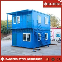 luxury prefab collapsible steel structure container houses usa