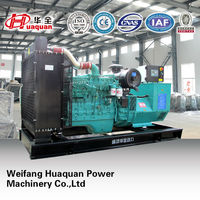 200kw industry use gensets 250kva most efficient diesel generator with plant generator prices