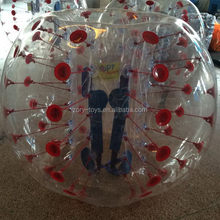 Top level stylish cheap bumper ball inflatable