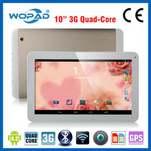 10 Inch Mediatek Android Tablet PC 3G Mobile Phone With Accessories