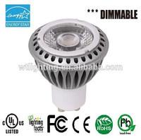 gu10 led dimmable led spotlight bulb UL Energy Star approved led light bars