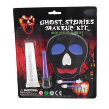 bob trading nice service Halloween face paint factory glow in the dark face paint