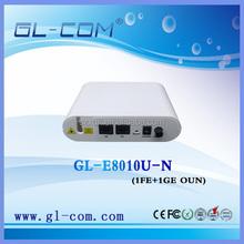 FTTX FTTH Solution Provider 1GE EPON ONU Fiber Optic Communication CPE