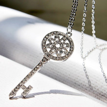 Fashion popular key to success pendant jewelry necklace/Fashion popular key to success pendant jewelry necklace
