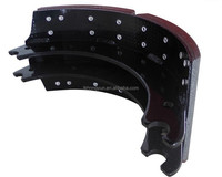 wrestling brake shoe 4515 for truck and bus by yantai factory direct supplying