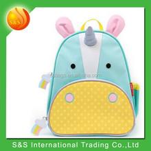 Wellpromotion new design cute little kids cooler backpack