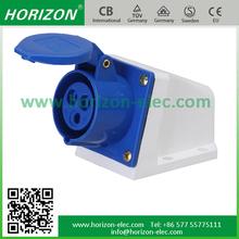 IP67 IP44 Industrial three-phase plug industrial