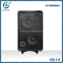 Wooden Trolley Speaker With DVD DT-BMW-001