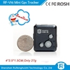 long standby time GPS tracker for persons and pets manufacture cheap gps tracking chip