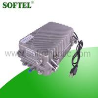 <Softel>5-42MHz/54-862MHz CATV Distribution Amplifier, RF Signal Amplifier