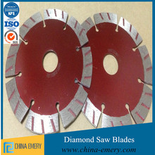 Cutting Marble and Granite Slabs Ideal Choice Segmented Diamond Saw Blade