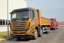 HYUNDAI 8x4 dump truck for sale 0086 15826750255