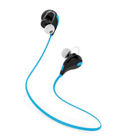 Hot selling mobile accessories handsfree ear hook wireless Bluetooth earphone for iPhone 6