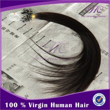 Wholesale New Coming Classic Colored Silicone Micro Ring Hair Extensions For Black Hair