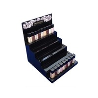 acrylic makeup display skin care display stand