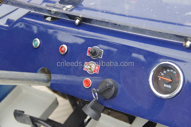 NEW 125CC MINI JEEP WILLYS JEEP (MC-425)
