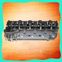Factory Price Complete 4M40 Cylinder Head Assy ME202621 Applied for Mitsubishi MOTER0 PAJERO GLX/GLS