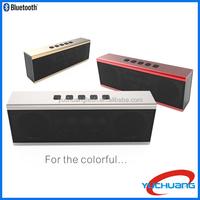 Newest Design Fashion Portable Wireless Bluetooth Speaker with TF card support FM radio