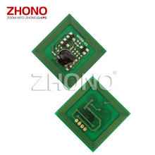 Chips fax toner cartridge for Fuji Xerox DCC 6550 chips toner reset plug assembly chip for Xerox drums