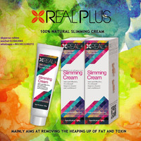 Botanical slimming soft gel and cream REAL PLUS high quality