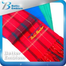 Embroidery Shawls And Scarves