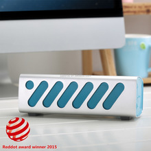 2015 newest Red Dot Award arrival high quality wireless music mini bluetooth speaker dsp v4.0 with best sound