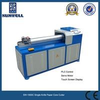 New Design Paper Core Cut Machine