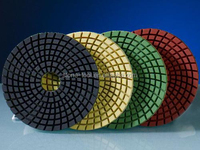High Quality diamond wet polishing pad diamond pad for marble /granite