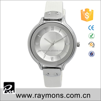 Cheaper silicone fashion color water resistance woman wrist watches