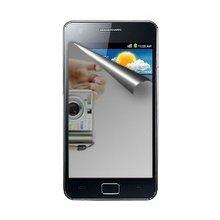 Ingrosso anti-statica telefono mobile materiale pet specchio protezione dello schermo per samsung galaxy