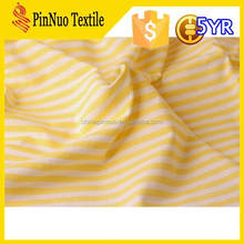 2015 hot sale high quality stripe basketball jersey fabric for t shirt garment