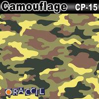 1.52x30m Self Adhesive Car Body Wrap Camouflage Vinyl Decor
