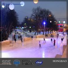 Sports Flooring Surface/ outdoor artificial ice rink/ portable Hockey Flooring